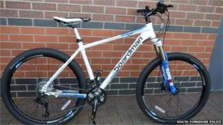 Bike appeal in murder inquiry