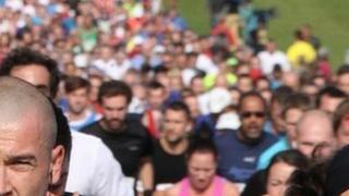 Windor Half Marathon 2013