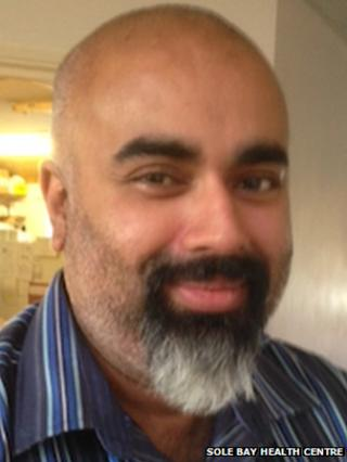 Dr Umar Naeem