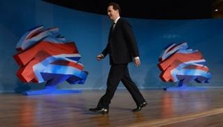 George Osborne at the 2013 Party conference