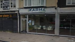 Karma Lounge bar