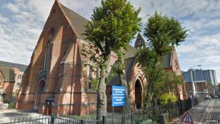 St Andrew's Church, Leicester
