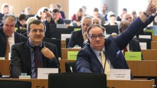 MEPs - file pic