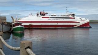 Bàt-aiseig Pentland Ferries