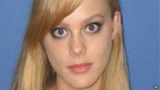 This undated file photo provided by the Virginia State Police, missing Virginia Tech student Morgan Harrington, 20, of Roanoke County, Virgina is shown.