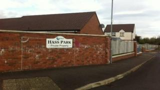 Haas Park, Limavady, Co Londonderry