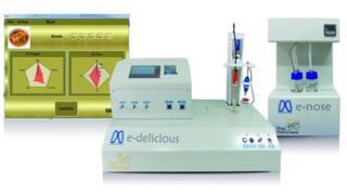 e-delicious machine
