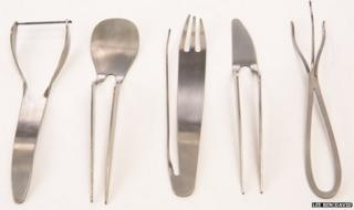 Lee Ben David's cutlery