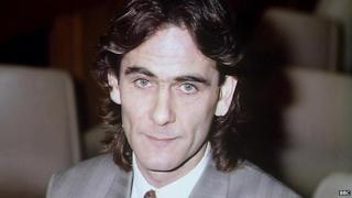 Paul Hill, pictured in 1989
