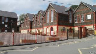 Llwyncelyn Infants' School