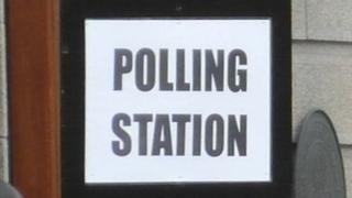 Town Hall Polling Station