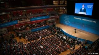 Conservative party conference