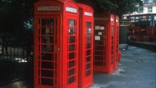 Phone boxes turn green to charge mobiles
