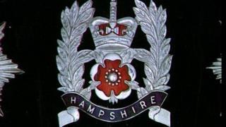 Hampshire Constabulary badge
