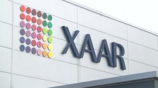 Xaar's Cambridge headquarters
