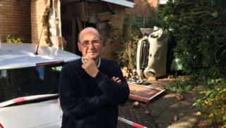 John Clifford said it was lucky no-one had been more seriously injured
