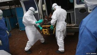 US cameraman in Liberia diagnosed with Ebola