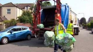 Recycling in Cardiff