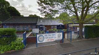 Welford Primary School Birmingham