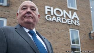 Paul Bone at Fiona Gardens