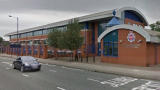 Ashton-under-Lyne police station