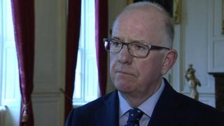 Irish Foreign Minister Charlie Flanagan