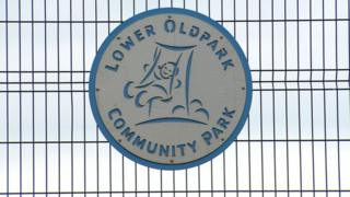 Lower Oldpark play park