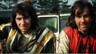 Robert and Joey Dunlop