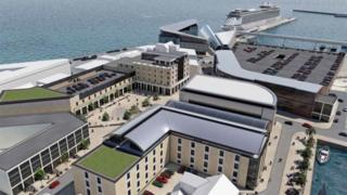 Design proposal for Douglas, Isle of Man