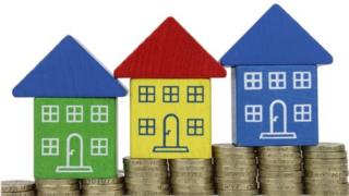 Houses and money