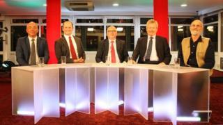 The Battle for Clacton debate
