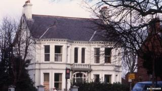 Kincora Boys Home in 1982