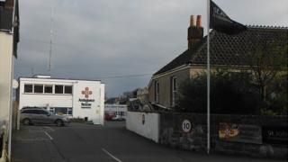 Guernsey Ambulance and Rescue Service headquarters