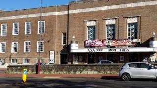 Tunbridge Wells Assembly Hall