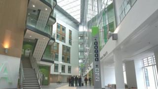 Brunel Building Southmead Hospital