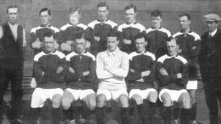 Middlesbrough team of 1914