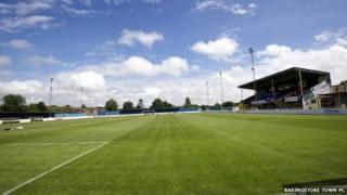 The Camrose Stadium