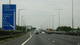 M4 junction 5