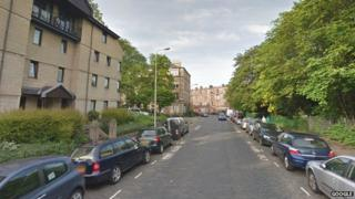 Eyre Place in Edinburgh