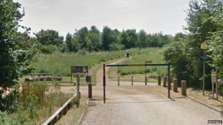 Herschel Park in Slough