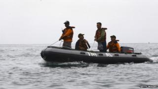 Bali, boat accident