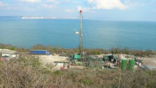 Drilling well