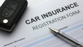 Fake car insurance