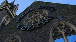The Muni Arts centre in Pontypridd closed recently due to budget cuts