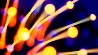 Fibre optic (EyeWire, Inc)