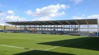 Sixfields East Stand