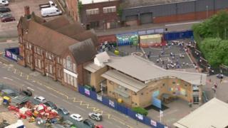 Adderley Primary school Birmingham