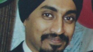 Harminder Singh Jhaghra