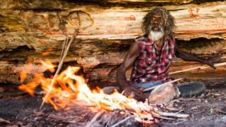 David Gulpilil in Charlie's Country