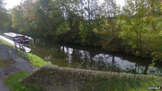 Leeds & Liverpool Canal at Salterforth